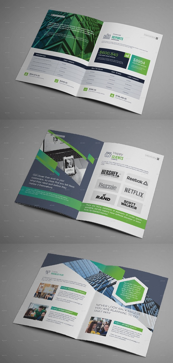 22 Page Creative Brochure Template