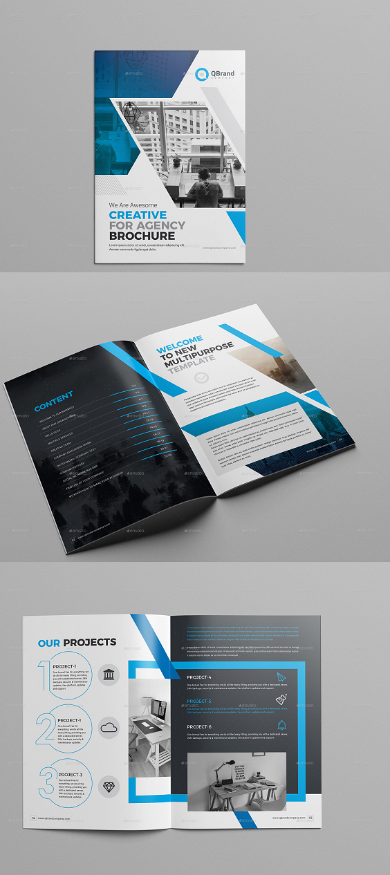 "24 Page Brochure Template Specification CMYK Color Mode 300 DPI Resolution Print Size (A4 Paper) (8.27×11.69"") 3 mm Bleed in Each Side Features Free Fonts Smart Object For Replace Photo & Logo Infographic element 100% editable All Illustrations Included 12 PSD Files (24 Pages) Read me.txt (help file)"