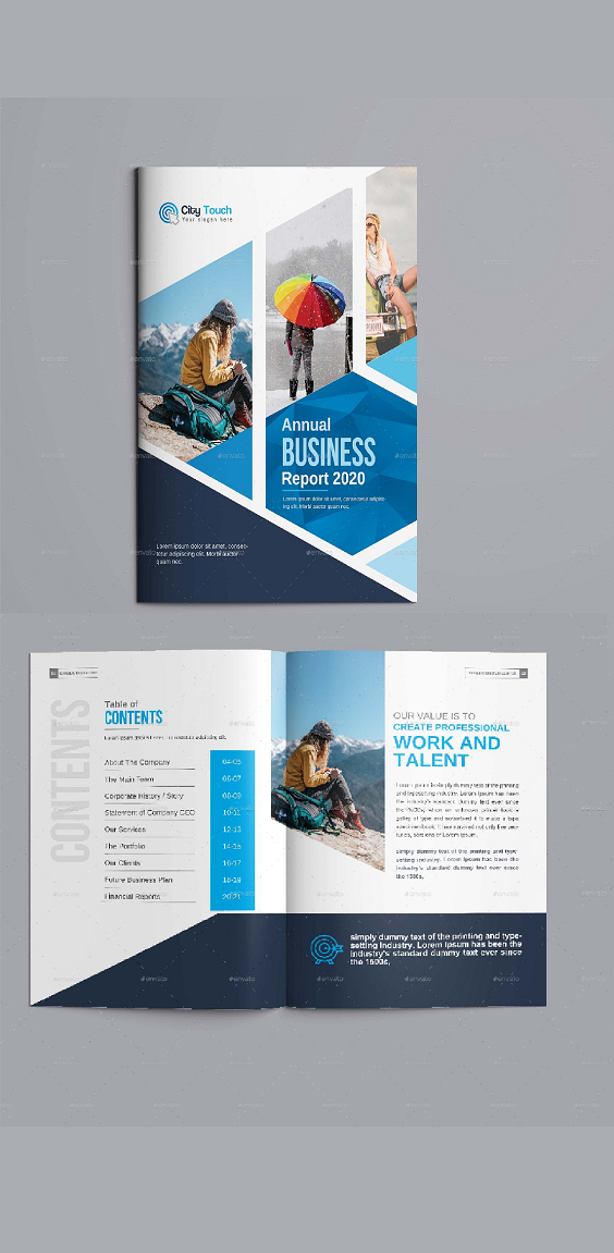 "Brochure A4 Size 16 Pages Specification CMYK Color Mode 300 DPI Resolution Print Size (A4 Paper) (8.27×11.69"") Features Free Fonts Infographic element 100% editable All Illustrations Included AI & EPS Files (16 Pages) Read me.txt (help file)"