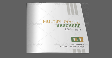 Sample Business Brochure Designs
