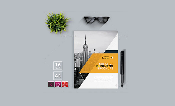 Download a4 brochure Templates