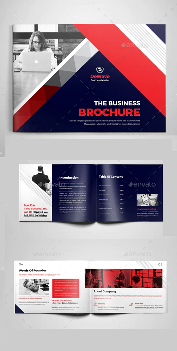 This Brochure Template Contains 16 Pages. You can use this Brochure for your business purpose or others sector. You can easily change all text, layers, images etc. Features: 16 Pages A4 Size CMYK color mode Easy to Edit Indesign INDD & IDML Compatible with Indesign CS4, CS5, CS6 & CC 300dpi Help Guide