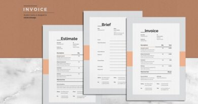 Invoice Template Ideas