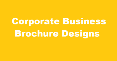 Corporate Brochure Template Collections