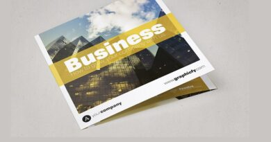 Sample Brochure Designs