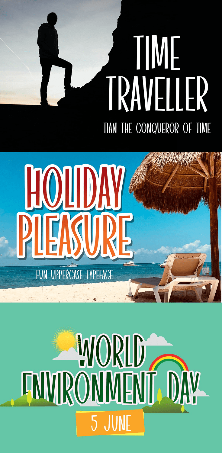HOLIDAY PLEASURE