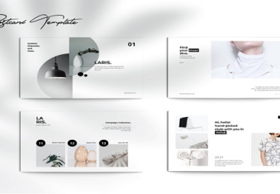 Graphic Postcard Template Designs (Updated Sep 2020)