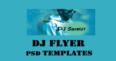 Premium Dj Flyer Templates