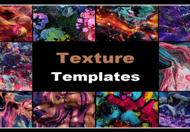 Texture Template Designs