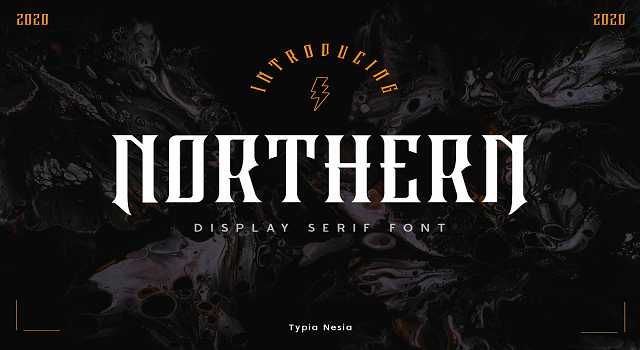 Cool Font Templates